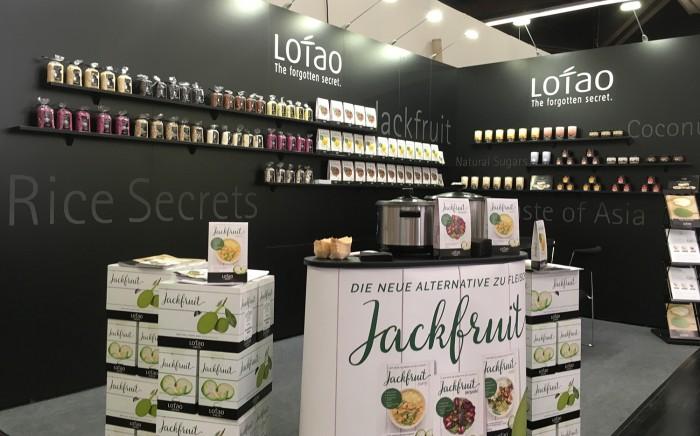 Lotao Messestand_Biofach 2018